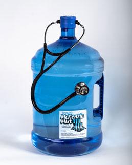 McKenzie Mist understands that water is medicine